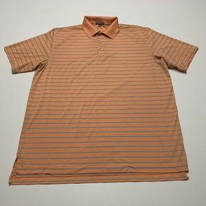 Peter Millar Summer Comfort Striped Polo Golf Shir